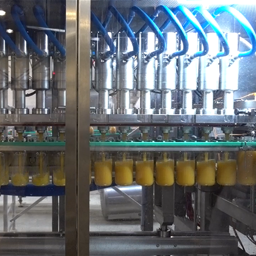 Ermi CombiBlow - Machine de remplissage et de soufflage