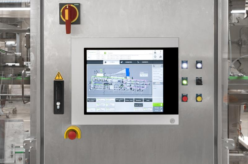 Efidrive Touch panel