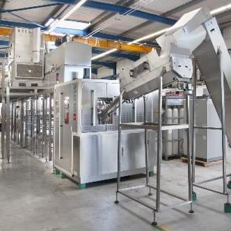 Synerlink Combi PET Blower Filler